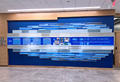 Donor Wall and Interior Enhancements